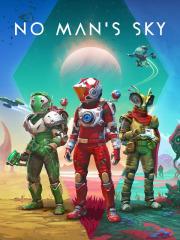 Carátula de No Man's Sky - Xbox Series