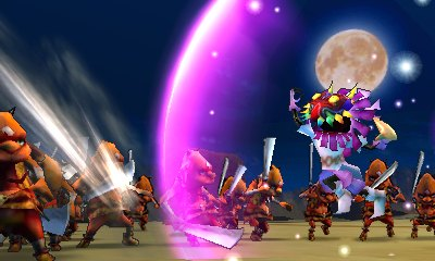 Hyrule Warriors Legends análisis