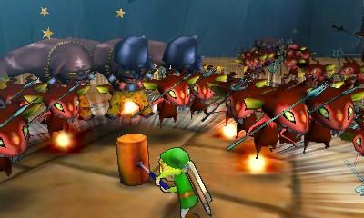 Hyrule Warriors Legends: Hyrule Warriors Legends: Zelda, Musou y 3DS con Amiibos