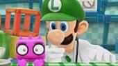 Dr. Luigi: Tráiler de Anuncio
