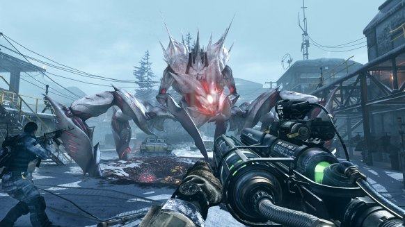 Call of Duty Ghosts Onslaught PS3