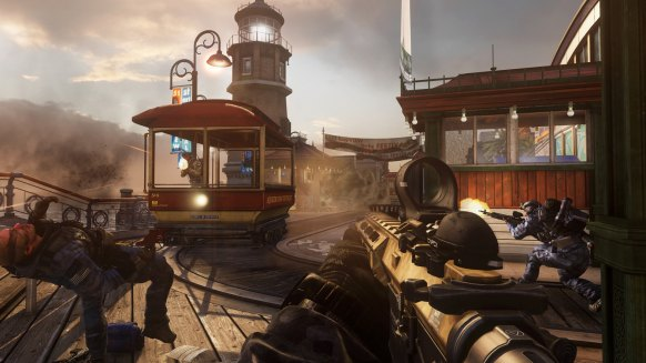 Call of Duty Ghosts Onslaught análisis