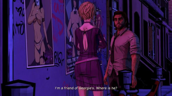 The Wolf Among Us Episode 2 PS3