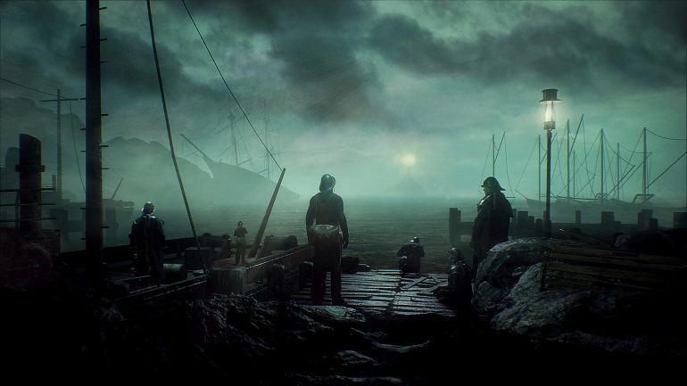 Imagen de Call of Cthulhu, uno de los videojuegos en los que trabaja Cyanide Studio.