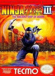 Carátula de Ninja Gaiden 3 - NES