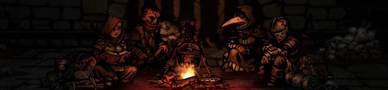 Imagen de Darkest Dungeon