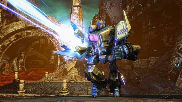 Transformers The Dark Spark análisis