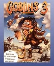 Carátula de Gobliiins 3 - Amiga