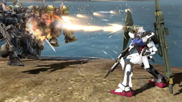 Dynasty Warriors Gundam Reborn análisis