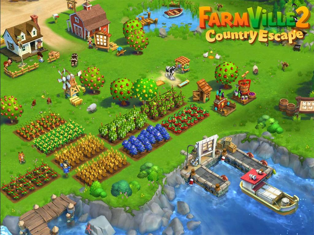 Zynga ofrecerá este año nuevas entregas de FarmVille, Words with Friends y Zynga Poker