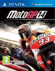 Carátula de MotoGP 14 - Vita