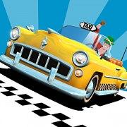 Carátula de Crazy Taxi: City Rush - Android