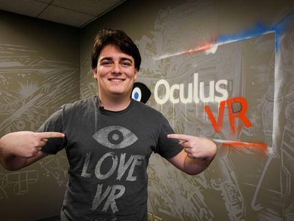 "Palmer Luckey: ""Morpheus es bueno, pero Oculus Rift es mejor"""