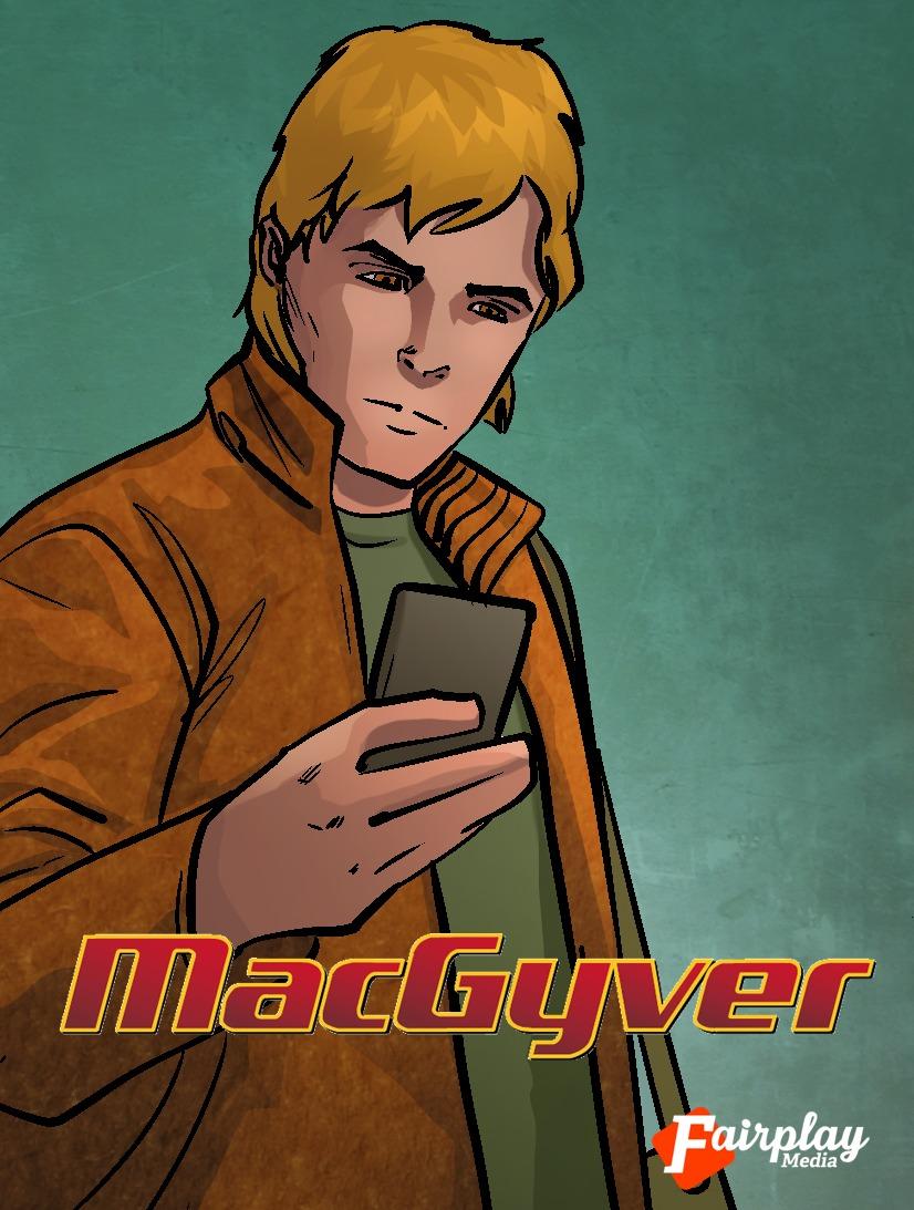 MacGyver contará con un videojuego para móviles