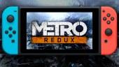 Metro Redux se estrena en Nintendo Switch y en este vídeo gameplay mostramos sus gráficos