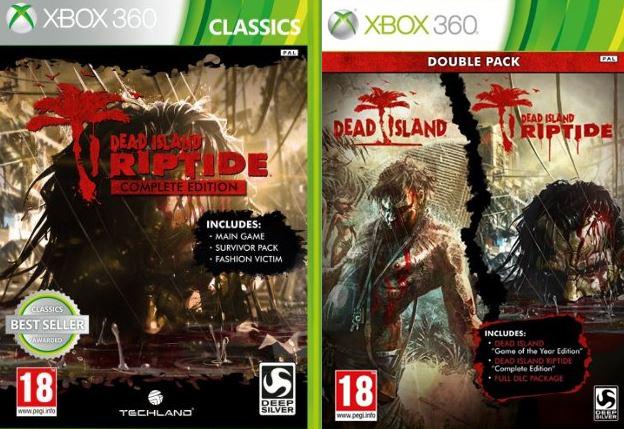 Anunciada la Dead Island: Riptide Complete Edition y un pack con las dos primeras entregas