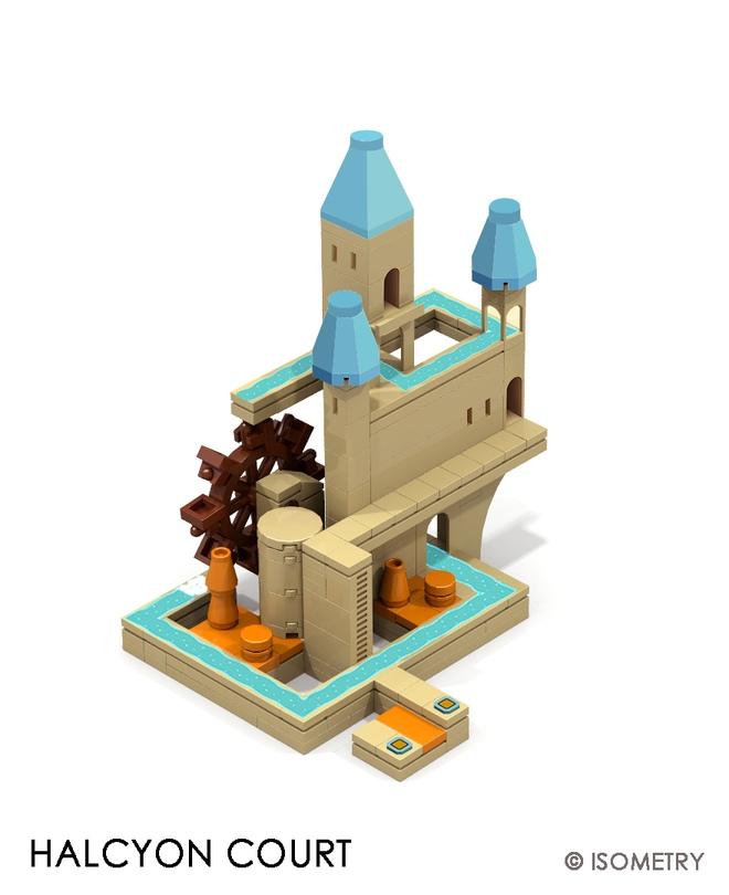 Si recibe el apoyo adecuado, Monument Valley podría convertirse en LEGO