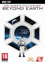Carátula de Civilization: Beyond Earth - PC
