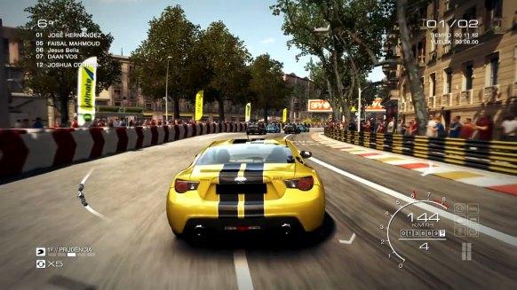 GRID Autosport análisis