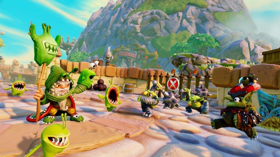 Skylanders Trap Team PS3