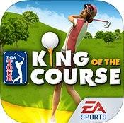 Carátula de King of the Course - iOS