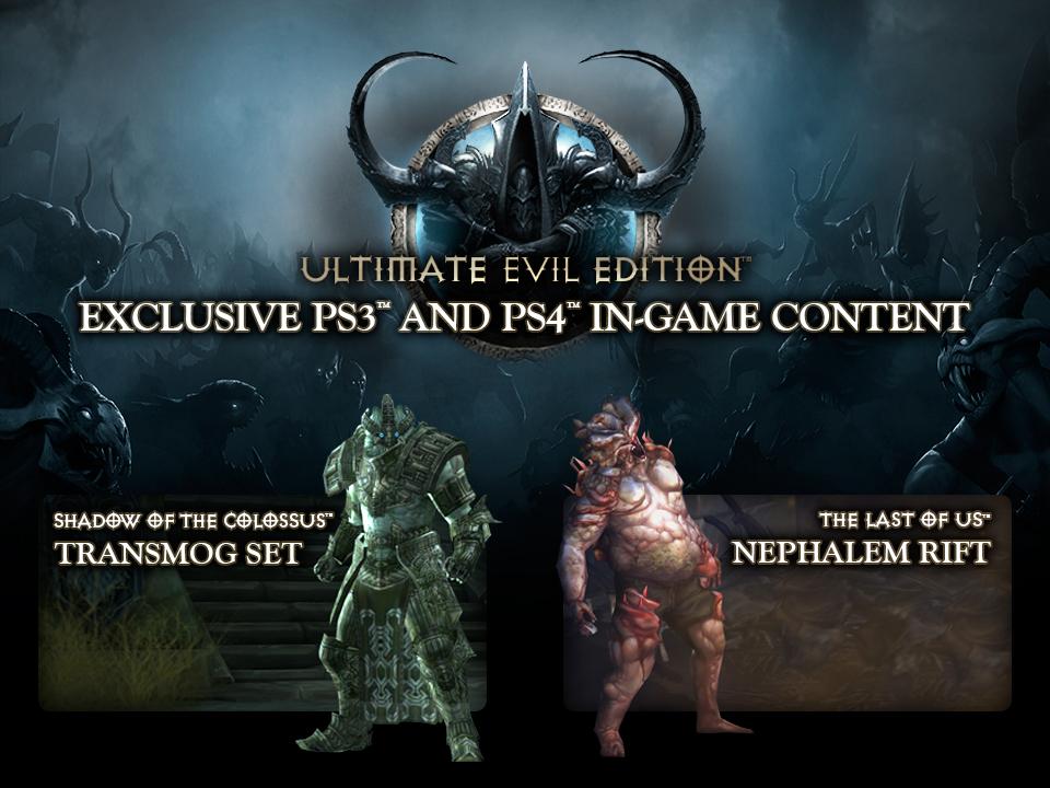 Blizzard enseña una armadura de Shadow of the Colossus para Diablo III