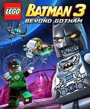 Carátula de LEGO Batman 3 - 3DS