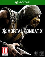 Carátula de Mortal Kombat X - Xbox One