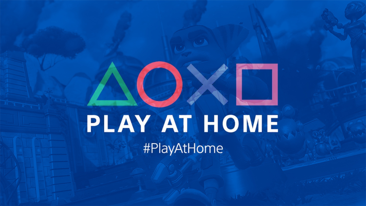 PlayStation regalará Ratchet & Clank y promete más juegos gratis en PS5 y PS4 con Play at Home