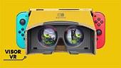 Nintendo Labo: Kit VR presenta su aventura de Captain Toad