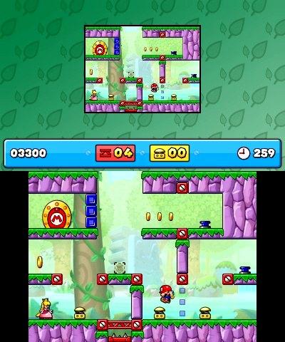 Mario vs Donkey Kong Tipping Stars análisis