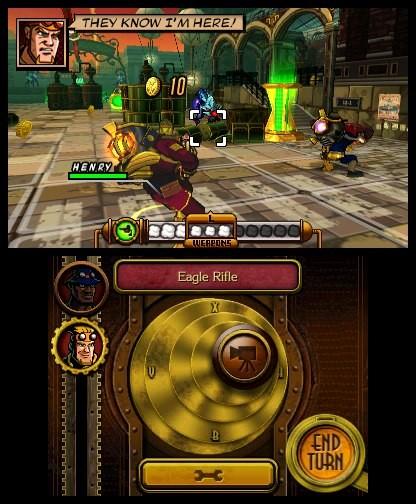 Code Name S.T.E.A.M.: Code Name S.T.E.A.M.: Impresiones jugables E3