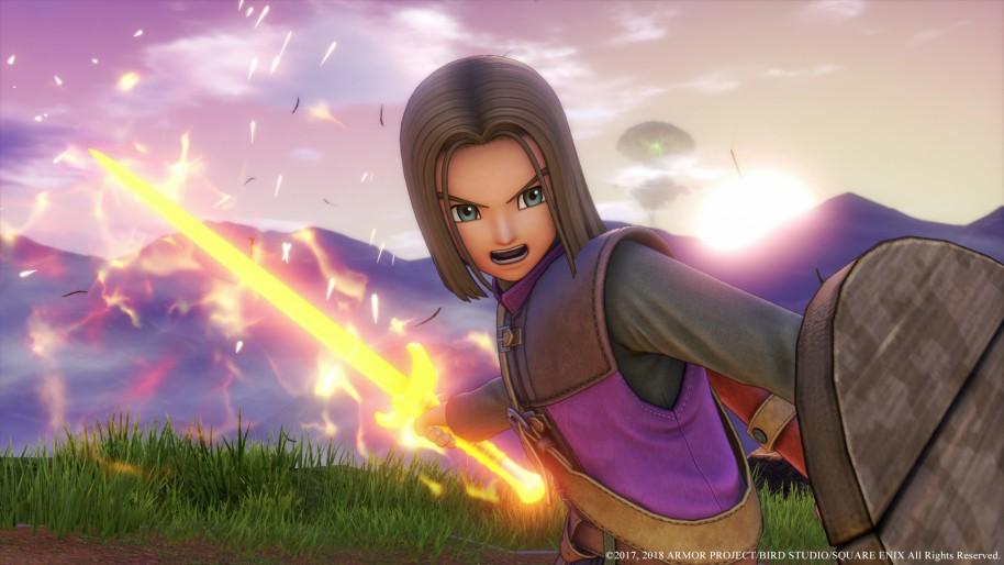 Dragon Quest XI: Yuji Horii nos presenta a los protagonistas de Dragon Quest XI
