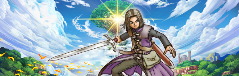 Image tirée de Dragon Quest XI