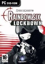 Carátula de Rainbow Six: Lockdown - PC