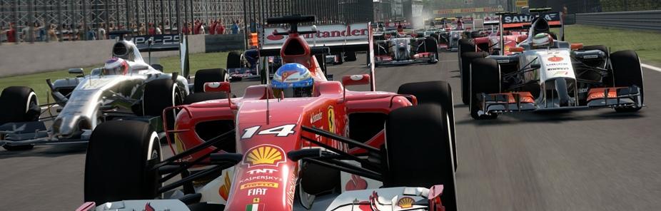 Análisis F1 2014