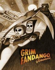 Carátula de Grim Fandango Remastered - PC