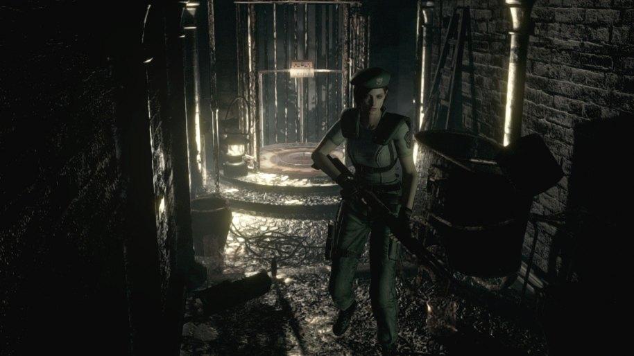 Resident Evil HD Remaster Xbox 360