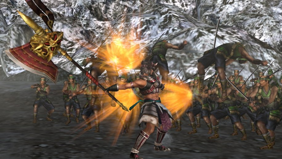 Samurai Warriors Chronicles 3 3DS