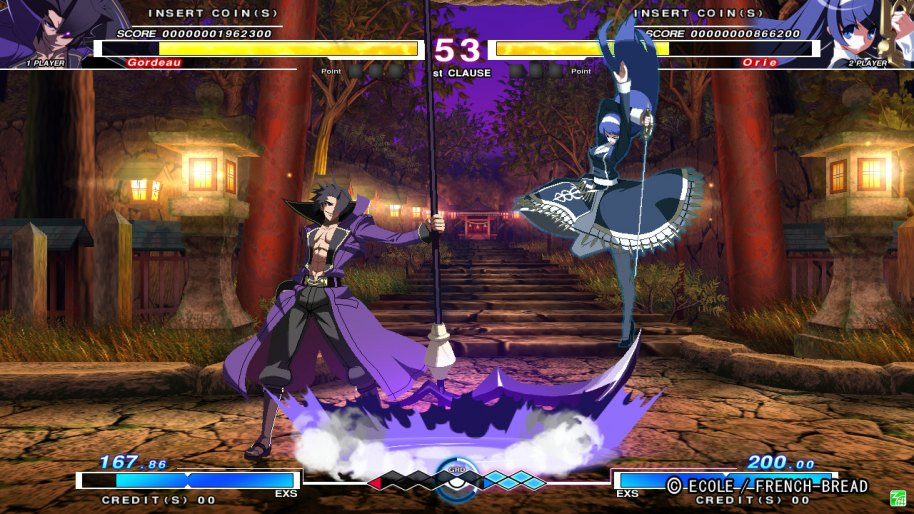 Under Night In-Birth EXE Late análisis