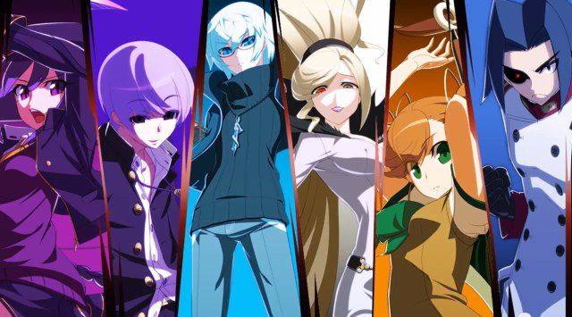 Under Night In-Birth EXE Late PS3