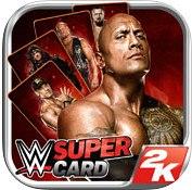 Carátula de WWE SuperCard - Android