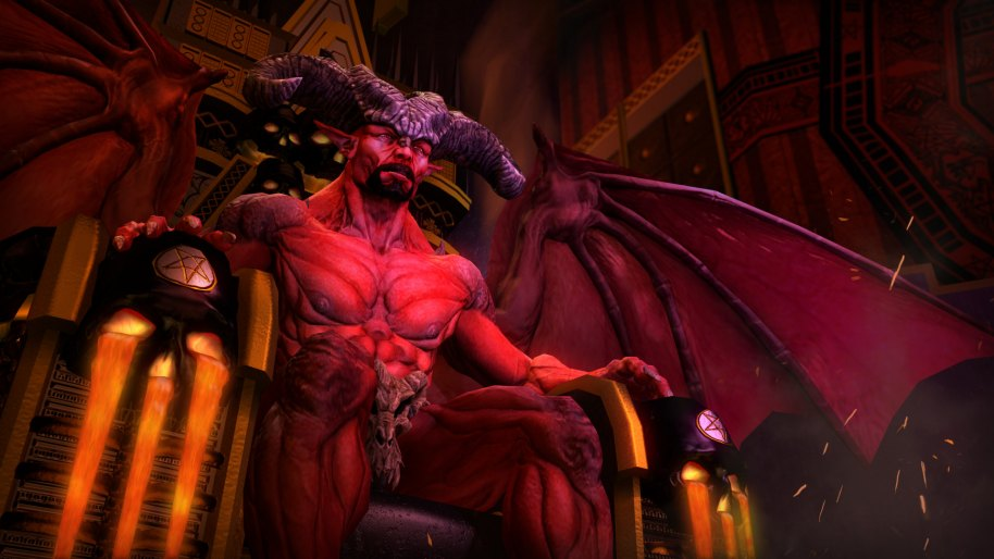 Saints Row Gat Out of Hell análisis