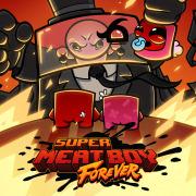 Carátula de Super Meat Boy Forever - PC