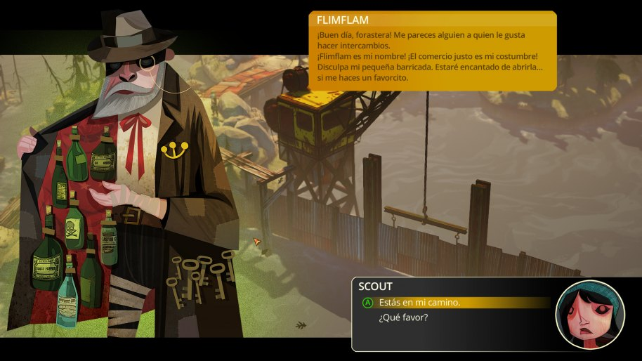 The Flame in the Flood análisis