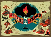 Carátula de The Flame in the Flood - Nintendo Switch