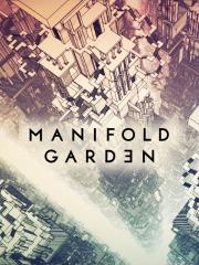 Carátula de Manifold Garden - Nintendo Switch