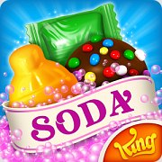 Carátula de Candy Crush Soda Saga - Android