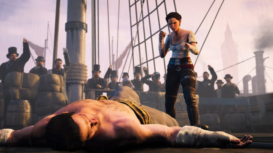 Assassin's Creed Syndicate análisis
