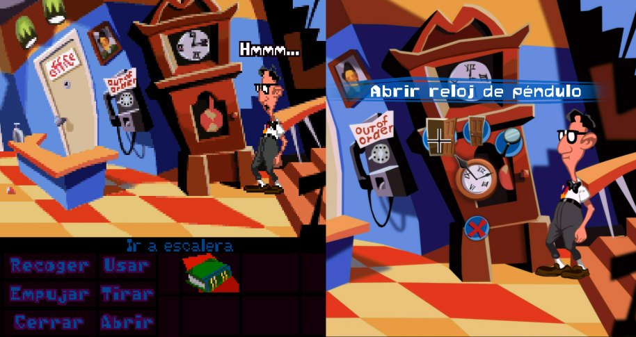 Day of the Tentacle Special Edition PS4